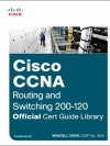 CCNA Routing and Switching 200-120 Official Cert Guide Library - 9781587143878