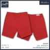 """กางเกงแฟชั่น สีแดง เอว 30-46"""""""
