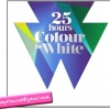 25 Hours - Colour in White