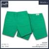 """กางเกงแฟชั่น สีเขียว เอว 30-46"""""""