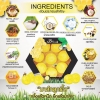 มาร์กลูกผึ้ง Golden Honey Ball Snail Extract จำนวน 2 กล่อง (16 ก้อน)