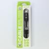 สายชาร์จ 2 in 1 GOLF Micro USB adroid/iPhone 6,5s,5c,5 สีดำ