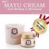 Anjo Mayu Cream Horse Oil Cream ครีมลดริ้วรอยน้ำมันม้า
