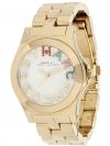 นาฬิกา Marc Jacobs Gold Metal Rivera Crystal MBM3137 (ลด35-75%) *พร้อมส่ง*