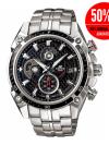 นาฬิกา Casio EDIFICE Chronograph รุ่น EFE-504D-1AV (ลด 50%)