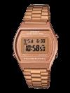 นาฬิกาข้อมือ CASIO Digital Classic Silver Tone รุ่น B640WC-5AEF *พร้อมส่ง*