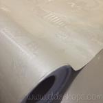"Wallpaper Sticker วอลล์เปเปอร์แบบมีกาวในตัว ""ลายเมืองสีขาวมุก"" หน้ากว้าง 1.22m ตัดขายตามความยาว เมตรละ 250 บาท"