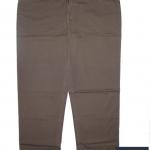 """40-54"""" กางเกงขายาว ผู้ชายอ้วน ยี่ห้อ BIGSAM #3757 ทรงกระบอก"""