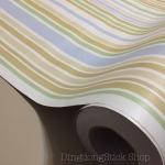 "Wallpaper Sticker แบบมีกาวในตัว ""ลายทาง ลายเส้น Modern Stripped III"" หน้ากว้าง 122 cm ตัดแบ่งขายเมตรละ 250 บาท"
