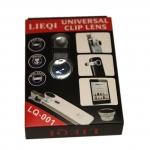 เลนส์ Lens 3 in 1 Lieqi LQ-001 สีดำ