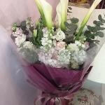 ช่อดอกไม้ - Mixed Flowers 006