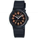 นาฬิกาผู้ชาย CASIO รุ่น MQ-71-4B Men's Watch สีส้ม (ลด 68%)