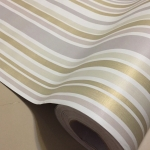 "Wallpaper Sticker แบบมีกาวในตัว ""ลายทาง ลายเส้น Modern Stripped II"" หน้ากว้าง 122 cm ตัดแบ่งขายเมตรละ 250 บาท"