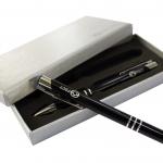 ปากกา+ดินสอสีเงิน