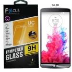 ฟิล์มกระจกนิรภัยโฟกัส LG G3