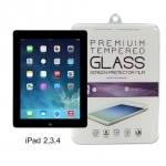 ฟิล์มกระจกนิรภัย สำหรับ iPad 2,3,4