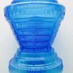 กระปุกออมสินสีฟ้า