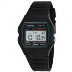 CASIO นาฬิกาข้อมือชาย รุ่น F-91W-3DG - GREEN (ลด 68%)