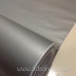 "Wallpaper Sticker วอลล์เปเปอร์แบบมีกาวในตัว ""ลายพื้นสีเทาเมทาลิค"" หน้ากว้าง 1.22m ตัดขายตามความยาว เมตรละ 200 บาท"