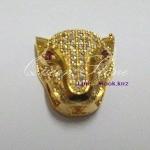 หัวเสือเดี่ยว สีทอง