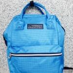 กระเป๋าเป้3411 (สีฟ้า)