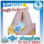 ครีมกลูต้าสด By Bella Snowy เนื้อครีมเจลลี่ สีฟ้า เด้งดึ๋ง thumbnail 7