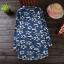 เวอร์ชั่น 2016 เสื้อเชิ้ตยีนส์ ลายคลาสสิก พิมพ์ลายดอกไม้ thumbnail 7