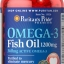 บำรุงสมองและหัวใจ Puritan's Pride Premium - Omega-3 Fish Oil 1200 mg - 100 Softgels thumbnail 1