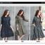 เดรสกันหนาว แขนยาว ผ้าฝ้าย (พรีออร์เดอร์) thumbnail 6