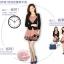 Slim เกาหลีเดรส แขนกุด+เสื้อคลุมแขนยาว หรูหรา สองชิ้น ชุดของผู้หญิงที่เบงกาซี thumbnail 3