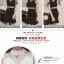 ชุดเซ็กซี่ สีขาว ชุดเข้ารูป แขนกุด thumbnail 6