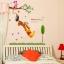 """สติ๊กเกอร์ติดผนัง สำหรับห้องเด็ก """"Winnie the Pooh"""" ความสูง 160 cm กว้าง 102 cm thumbnail 1"""