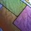 """PVC สูญญากาศติดกระจก """"Colorful Shape"""" หน้ากว้าง 90 cm ราคาต่อเมตร 270 บาท thumbnail 2"""