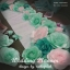 เช่าฉากbackdropดอกไม้กระดาษขนาด 2.40x3.60 เมตร thumbnail 2