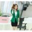เสื้อสูทสวยๆ สีเขียว thumbnail 1