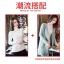 PRE เสื้อไหมพรม คอปีนพับ สไตล์เกาหลี thumbnail 6