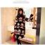 Keren เสื้อหลวมยาว ยุโรป ของสาวหัวพิมพ์ thumbnail 3