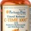 ผิวสวยใส เพิ่มภูมิต้านทาน Puritan's Pride Vitamin C-1000 mg Time Release ขนาด 250 Caplets thumbnail 1
