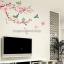 "Wall sticker ตกแต่งผนัง หมวดต้นไม้ ""Pink Branch Blossom"" ความสูง 85 cm ความกว้าง 170 cm thumbnail 1"