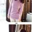 PRE เสื้อไหมพรม คอปีนพับ สไตล์เกาหลี thumbnail 13