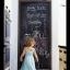 สติ๊กเกอร์กระดานดำ Chalkboard Sticker ขนาด 60 cm x 200 cm thumbnail 4
