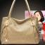 กระเป๋าสะพายแฟชั่น สีทองเซท 3ชิ้น thumbnail 2