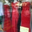 ชุดราตรียาวสีแดงให้เช่า ราคาถูก thumbnail 1