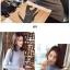 PRE เสื้อไหมพรม คอปีนพับ สไตล์เกาหลี thumbnail 22