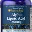 ต้านอนุมูลอิสระPuritan Pride Alpha Lipoic Acid 300 mg ขนาด 120 Softgels thumbnail 1