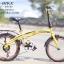 จักรยานพับได้ Coyote Black Hawk 2016 thumbnail 2