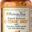 ผิวสวยใส เพิ่มภูมิต้านทาน Puritan's Pride Vitamin C-1000 mg Time Release ขนาด 60 Caplets thumbnail 1