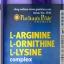 เสริมสร้างกล้ามเนื้อ Puritan's Pride L-Arginine L-Ornithine L-Lysine 60 เม็ด thumbnail 1