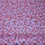 "Wallpaper Sticker วอลล์เปเปอร์แบบมีกาวในตัว ""ลายโมเสคสีแดง ขาว"" หน้ากว้าง 1.22m ตัดขายตามความยาว เมตรละ 250 บาท thumbnail 2"