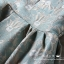 มินิเดรส ออกงานสีฟ้า แขนกุด ช่วงคอแต่งมุก สวย เรียบ หรู ดูดี ไซส์ M thumbnail 7